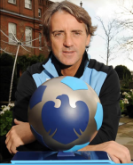 Roberto is Manager of the month Oct 2011